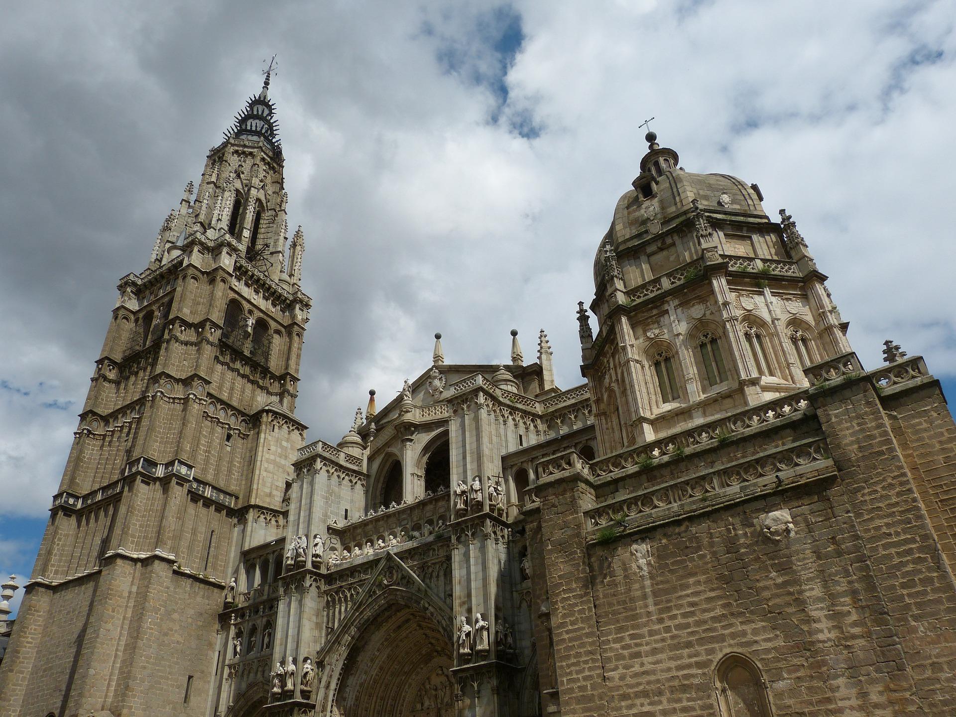 Toledo, città affascinante della Spagna