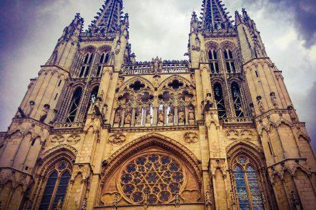 cattedrale spagnola di Burgos