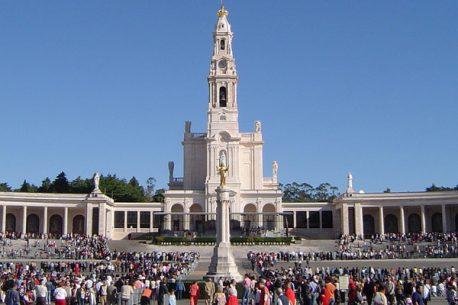 i santuari di Lourdes e Fatima